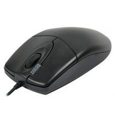 Мышь A4Tech OP-620D, черная, USB