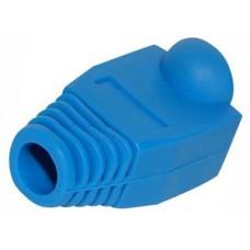 Колпачок для коннектора RJ-45 синий, PVC