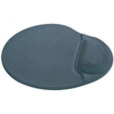 Коврик для мыши Defender гелевый с гелев.подушкой, серая лайкра нескользящ.основа [50915]