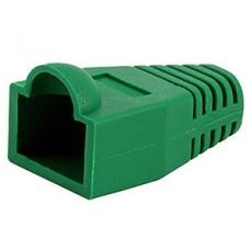 Колпачок для коннектора RJ-45 зеленый, PVC