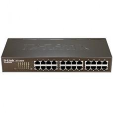 Коммутатор D-Link DES-1024A 24-port 10/100Mbps