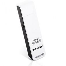 Адаптер беспроводной TP-LINK TL-WN727N 802.11n/g/b 150M, USB