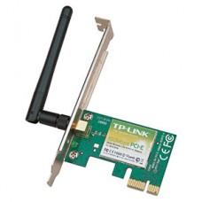 Адаптер беспроводной TP-LINK TL-WN781ND 802.11n/g/b 150M, съемная антенна, PCI-E x1