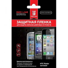 Пленка защитная Red Line для HTC Radar матовая