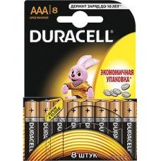 Батарейка Duracell AAA LR03 Basic [BL8/40/120]