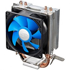 Кулер DeepCool ICE EDGE MINI FS S775/1155/1156/AM2/AM3/FM1/FM2, 2200об, до 95Вт, 25dBA, ал.+медь