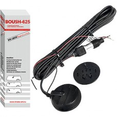 Антенна активная ТВ BOUSH-625, МВ/ДМВ, внутрисалонная, HDR (аналог Celearo)