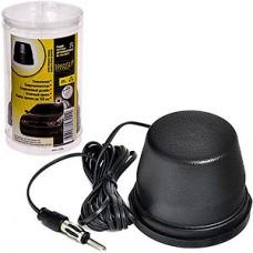 Антенна активная Триада-276, магнитная, УКВ/FM/AM, радиус приема 120км, длина кабеля 2.5м