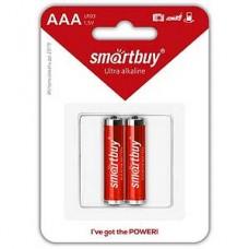 Батарейка SmartBuy AAA LR03 [BL2/24/240] [SBBA-3A02B]