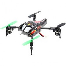 Игрушка Р/У 2.4ГГц. Квадрокоптер WLToys V202 Scorpion, 2.4GHz, 6-осевая стабилизация [V202]