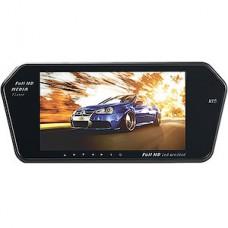 Монитор Blackview MM-72MP, зеркало с MP3/Video плеером