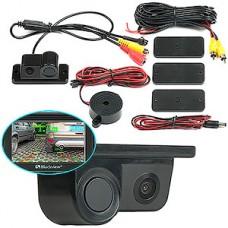 Парковочный радар Blackview VS-1, видеопарктроник