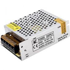Блок питания  60W, 12V, IP20, металлическая сетка [S-60-12]