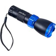 Фонарь Perfeo LED LT-020, синий, 120LM, 3 режима