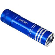 Фонарь Perfeo LED LT-016, голубой, 120LM