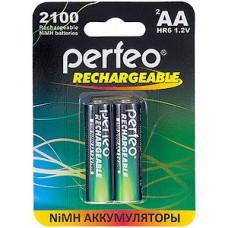 Аккумулятор Perfeo AA 2100 [BL2/24]