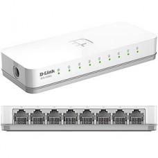 Коммутатор D-Link DES-1008C 8port 100/100Mbps неуправляемый компактное исполнение