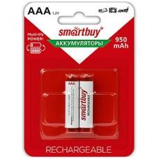 Аккумулятор SmartBuy AAA 950 [BL2/24] [SBBR-3A02BL950]