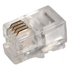 Коннектор RJ-11 4p4c PROCONNECT [05-1001-3]