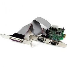 Контроллер COM/LPT (2+1)port MS9901 PCI-E bulk [ASIA PCIE 2S1P]