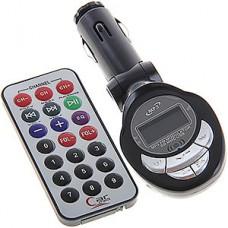 Автомобильный FM модулятор TORSO SC-102 USB/SD/MicroSD/MP3/WMA [557178]