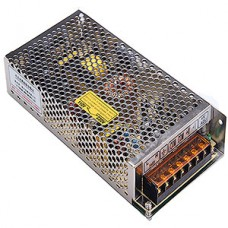 Блок питания 150W, 24V, IP20, металлическая сетка [S-150-24]