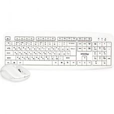 Беспроводной набор SmartBuy 212332AG, белый, USB [SBC-212332AG-W]