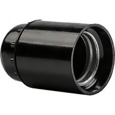 Патрон E27 карболитовый подвесной, черный, SmartBuy [SBE-LHB-s-E27]