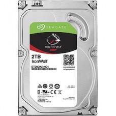 Жесткий диск 2.0Tb Seagate ST2000VN004 Ironwolf SATA-III 5900rpm 64Mb