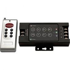 Контроллер ленты LED RGB, 12/24В, 3*10А, радио пульт [RF05]