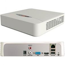 Видеорегистратор NOVIcam PRO NR1604, 4IP*4MP, 1RCA, HDD до 8Tb, H264+