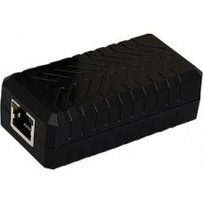 Удлинитель PoE пассивный Satvision SVT-101 POE, 1 канальный, питание и данные до 120м (до 4шт в ряд)