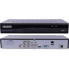 Видеорегистратор SatVision SVR-4115N, 4AHD*1080n + 2IP*1080P, 4RCA, HDD до 8Tb