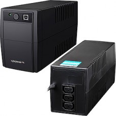 ИБП Ippon Back Basic 1050 600Вт черный