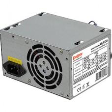 Блок питания 350W ExeGate ATX-AAA350, 8cm fan, 24p+4p, 2*SATA, 1*IDE