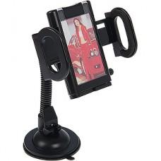 Держатель телефона на гибкой штанге, 50-105мм, TORSO [1398997]