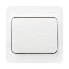 Выключатель с/у 1-кл 10А, SmartBuy
