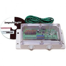 Контроллер iMLed9_Pro (9 кан, 15А/кан, 960Вт, 5-25В, программируемый, IP54)