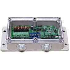 Контроллер iMLed9 (9 кан, 15А/кан, 960Вт, 5-25В, 20 программ, IP54)