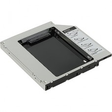 Бокс HDD 2.5'' AgeStar ISMR2S SATA алюминий серебристый [2.5