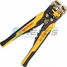 Инструмент для зачистки кабеля 0.2-6мм2 и обжима наконечников HT-766/TL-766 REXANT [12-4005]