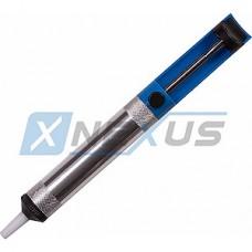 Оловоотсос для припоя, металлический корпус, FD-7053 REXANT [12-0202]