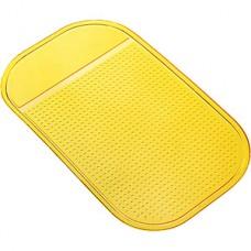 Коврик противоскользящий Luazon Spider 9x15см, желтый [838171]