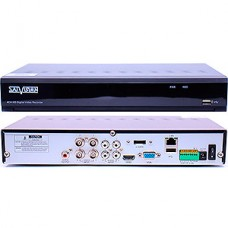 Видеорегистратор SatVision SVR-4115F, 4AHD*5Mpix + 2IP*1080P, 4RCA, HDD до 8Tb