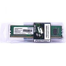 Модуль памяти DDR4-2400  4Gb Patriot [PSD44G240082]