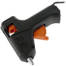 Пистолет клеевой  20Вт, 220В, стержни 7 мм, LOM [1818333]