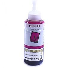 Чернила 100мл. HP 178/177/920/655/121/122/27/28 Magenta Polychromatic водные