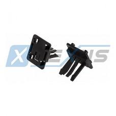 Адаптер автомобильного держателя для установки в решетку обдува REXANT [40-0600-4]