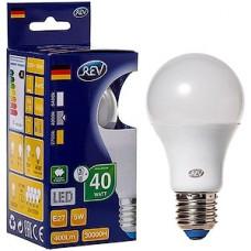 Лампа LED REV E27/A50 груша,  5W, 4000K, 400Лм [32345 7]