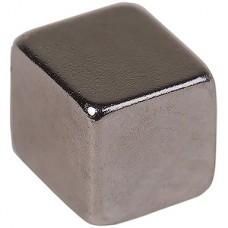 Магнит неодимовый куб 5*5*5мм, сцепление 0.95кг. упак.30шт REXANT [72-3205]
